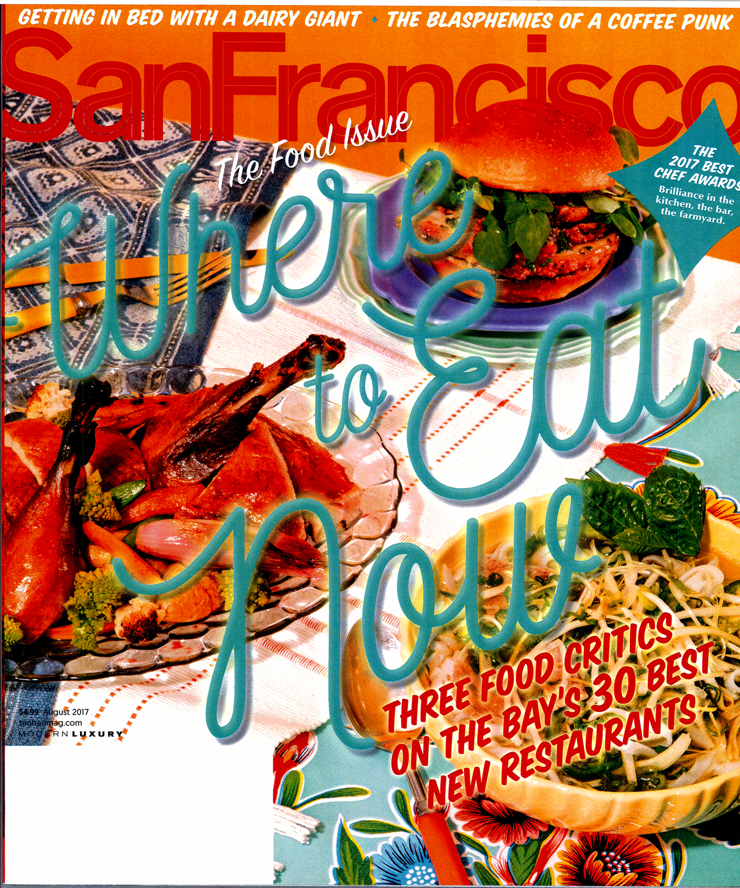 San Francisco Food Magazine