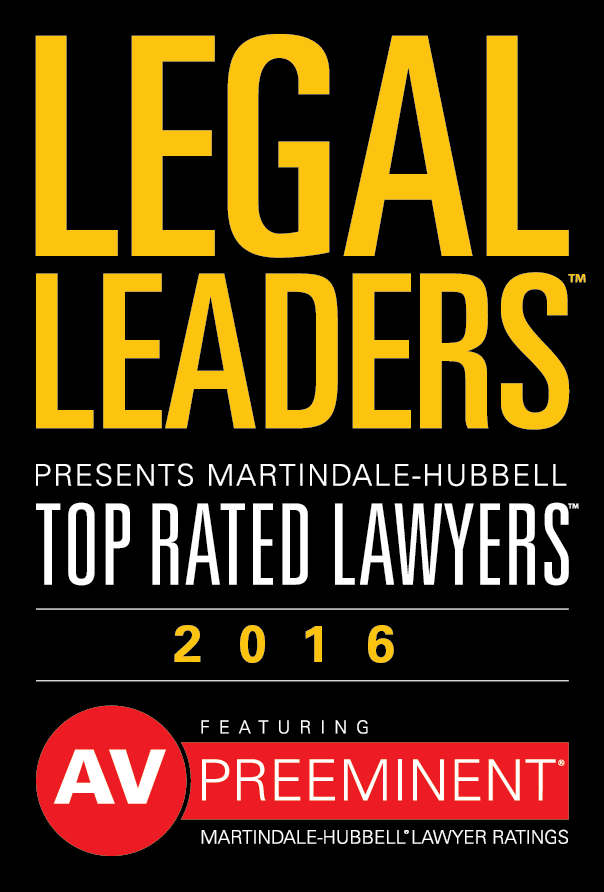Legal Leaders Award